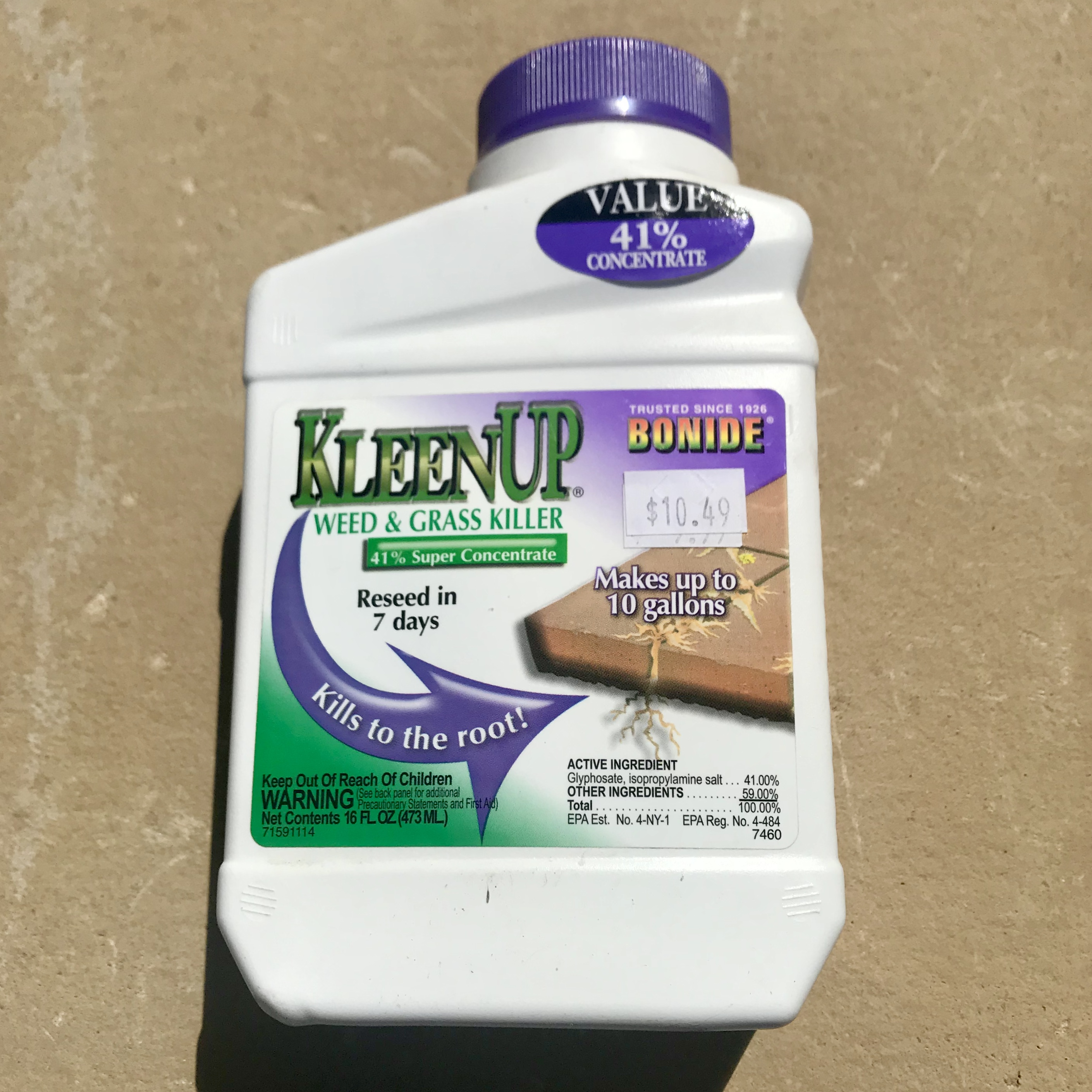 KleenUp Grass & Weed Killer